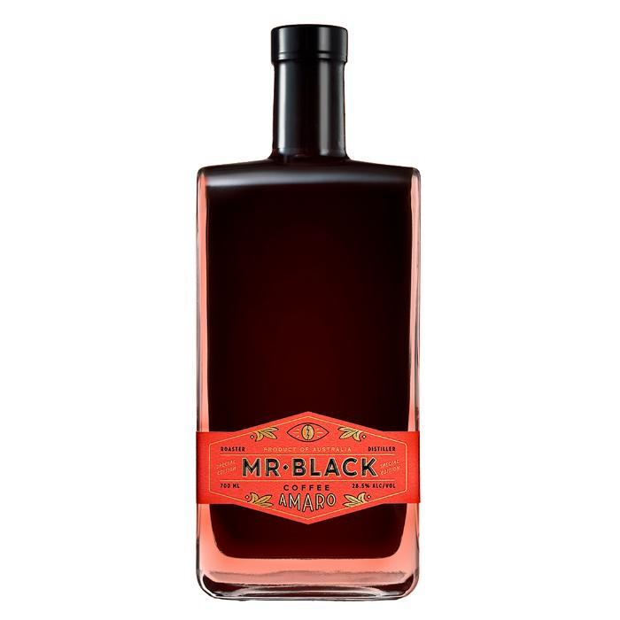 Mr Black Coffee Amaro Liqueur Mr Black