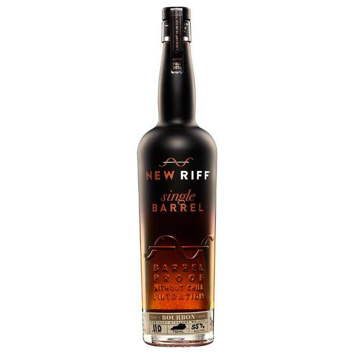 New Riff Single Barrel Bourbon Bourbon New Riff Distilling