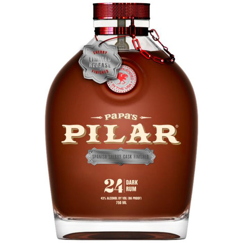Papa's Pilar Spanish Oloroso Sherry Cask Finished Rum