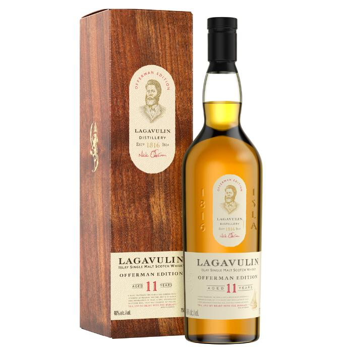 Lagavulin Offerman Edition Scotch Lagavulin