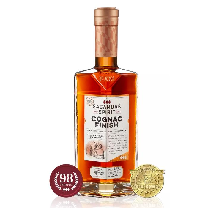Sagamore Spirit Cognac Finish Rye Whiskey Sagamore Spirit