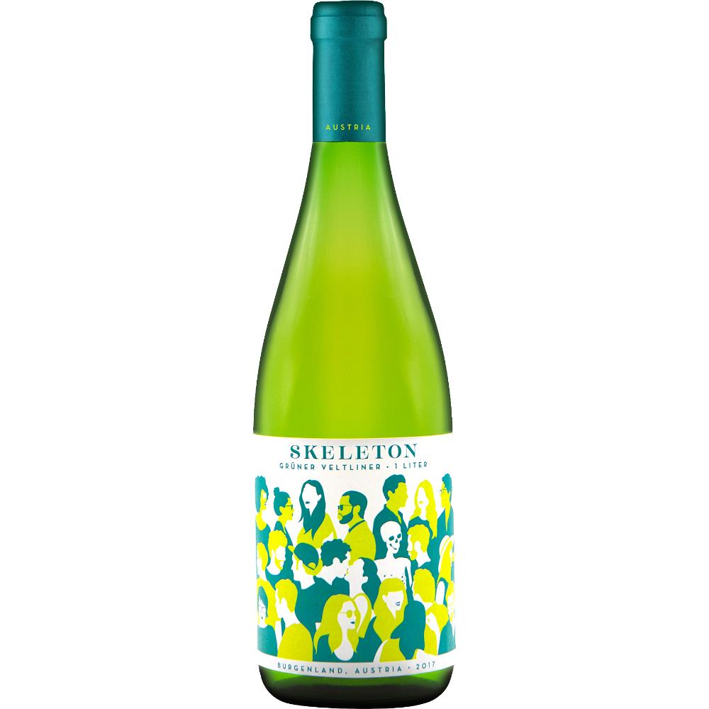 Skeleton Gruner Veltliner Wine Skeleton Wine
