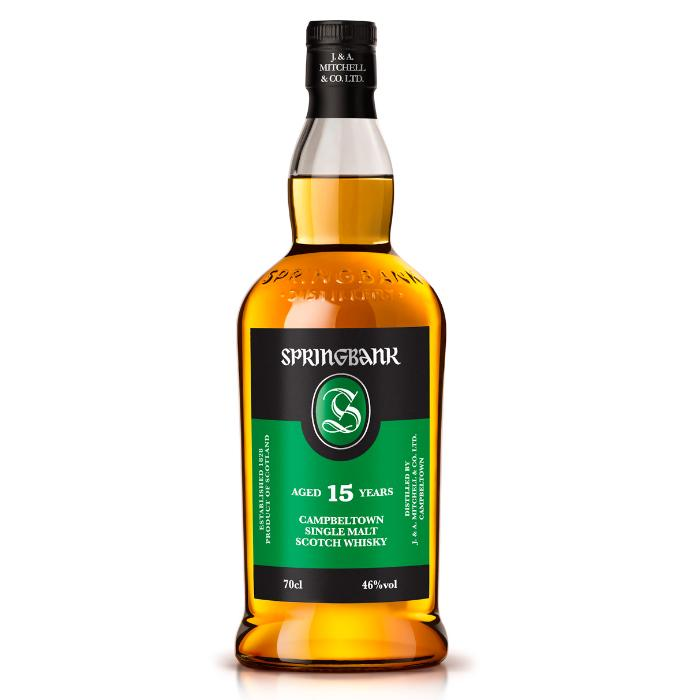 Springbank 15 Year Old Scotch Springbank