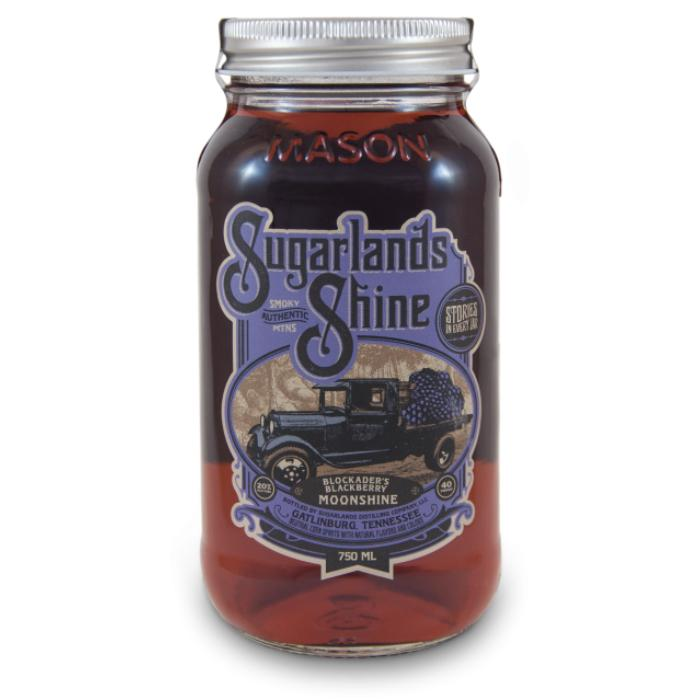 Sugarlands Blockader's Blackberry Moonshine Moonshine Sugarlands Distilling Company
