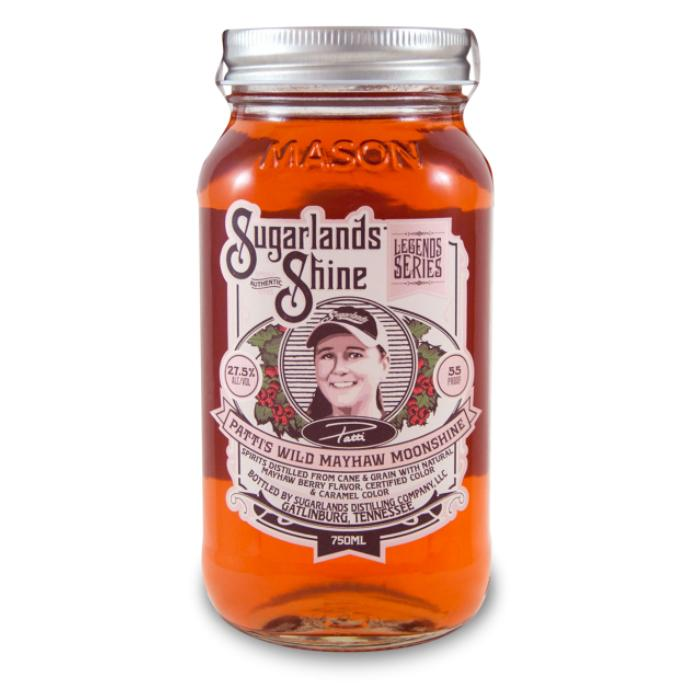 Sugarlands Patti's Wild Mayhaw Moonshine Moonshine Sugarlands Distilling Company