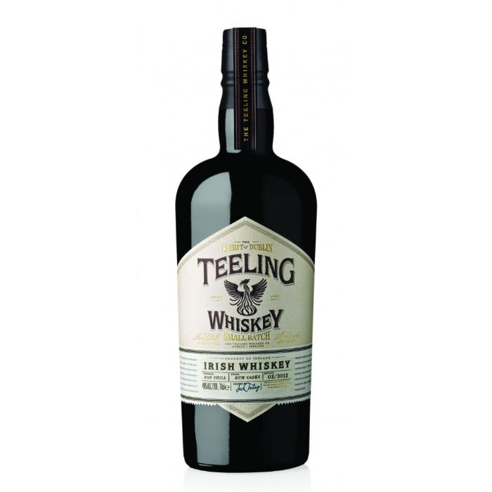 Teeling Small Batch Irish whiskey Teeling Whiskey