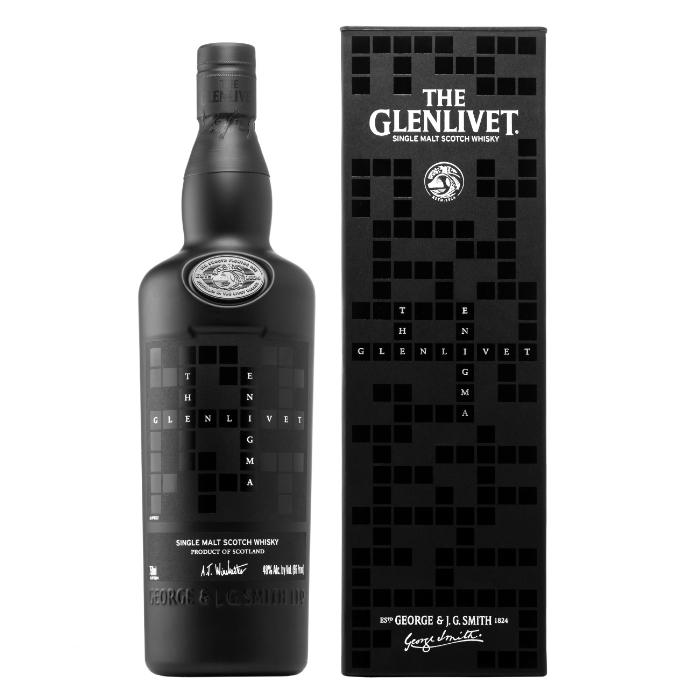 The Glenlivet Enigma Scotch The Glenlivet