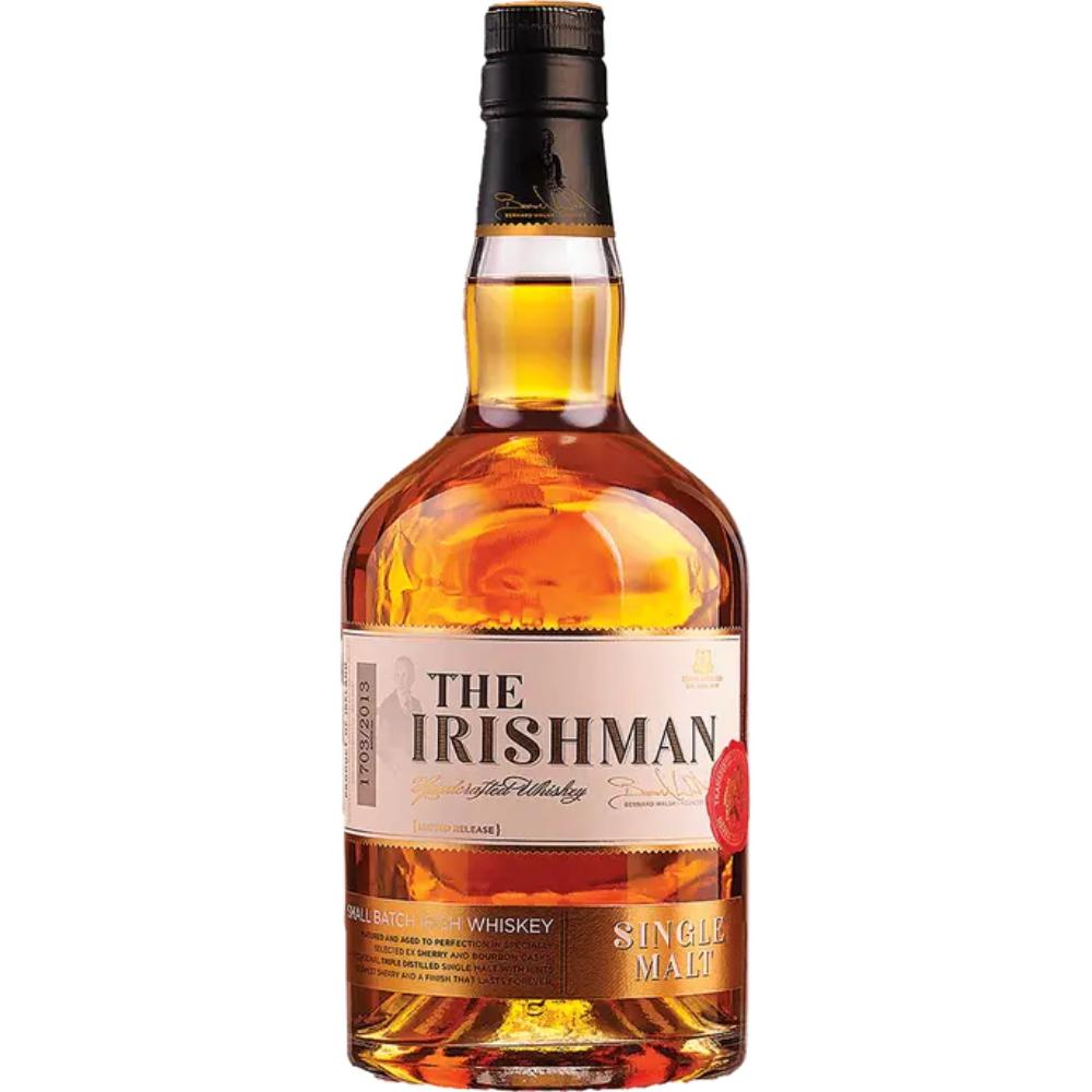 The Irishman Single Malt Irish whiskey Walsh Whiskey