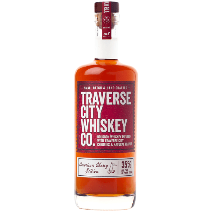 Traverse City Whiskey Co. American Cherry Edition American Whiskey Traverse City Whiskey Co.