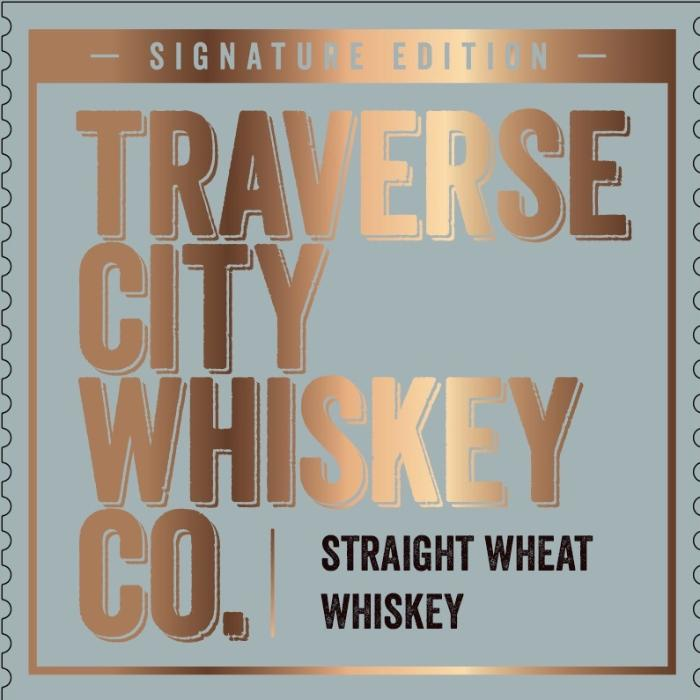 Traverse City Whiskey Co. Barrel Proof Wheat Whiskey Wheat Whiskey Traverse City Whiskey Co.