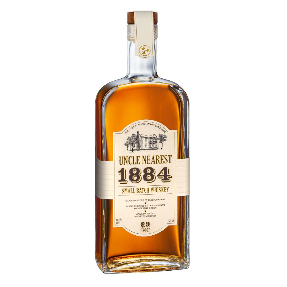 Uncle Nearest 1884 Small Batch American Whiskey Uncle Nearest