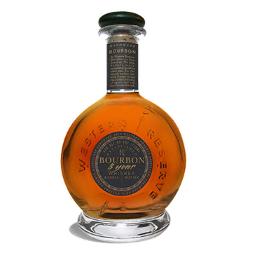 Western Reserve 8 Year Old Organic Bourbon Bourbon Western Reserve Distillers