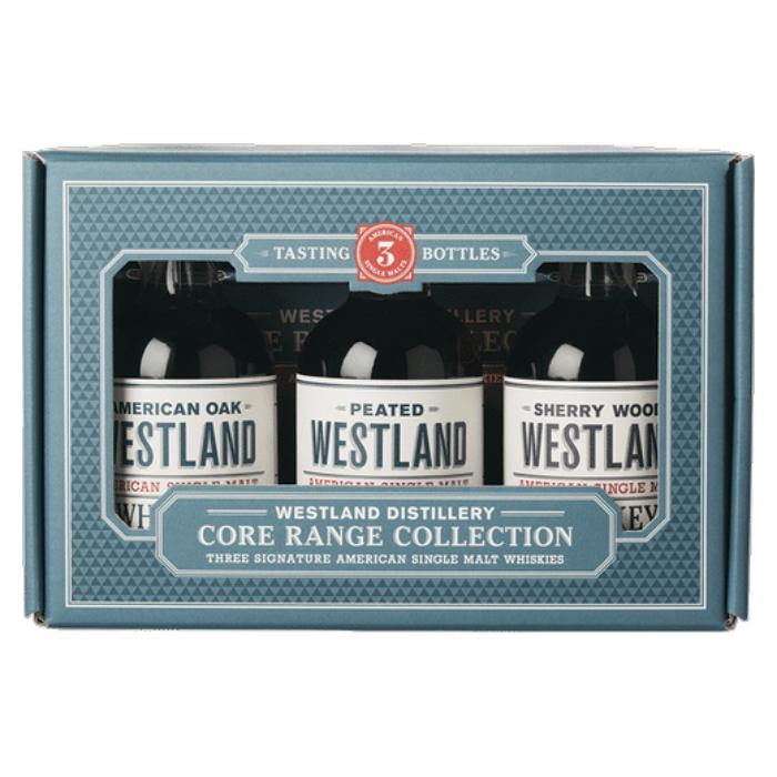 Westland Triple Pack American Whiskey Westland
