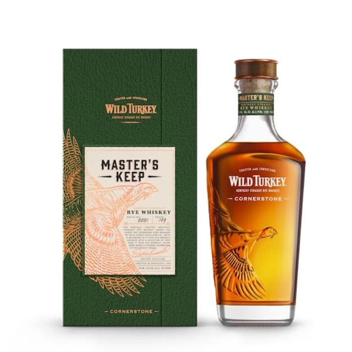 Wild Turkey Master's Keep Cornerstone Bourbon Wild Turkey