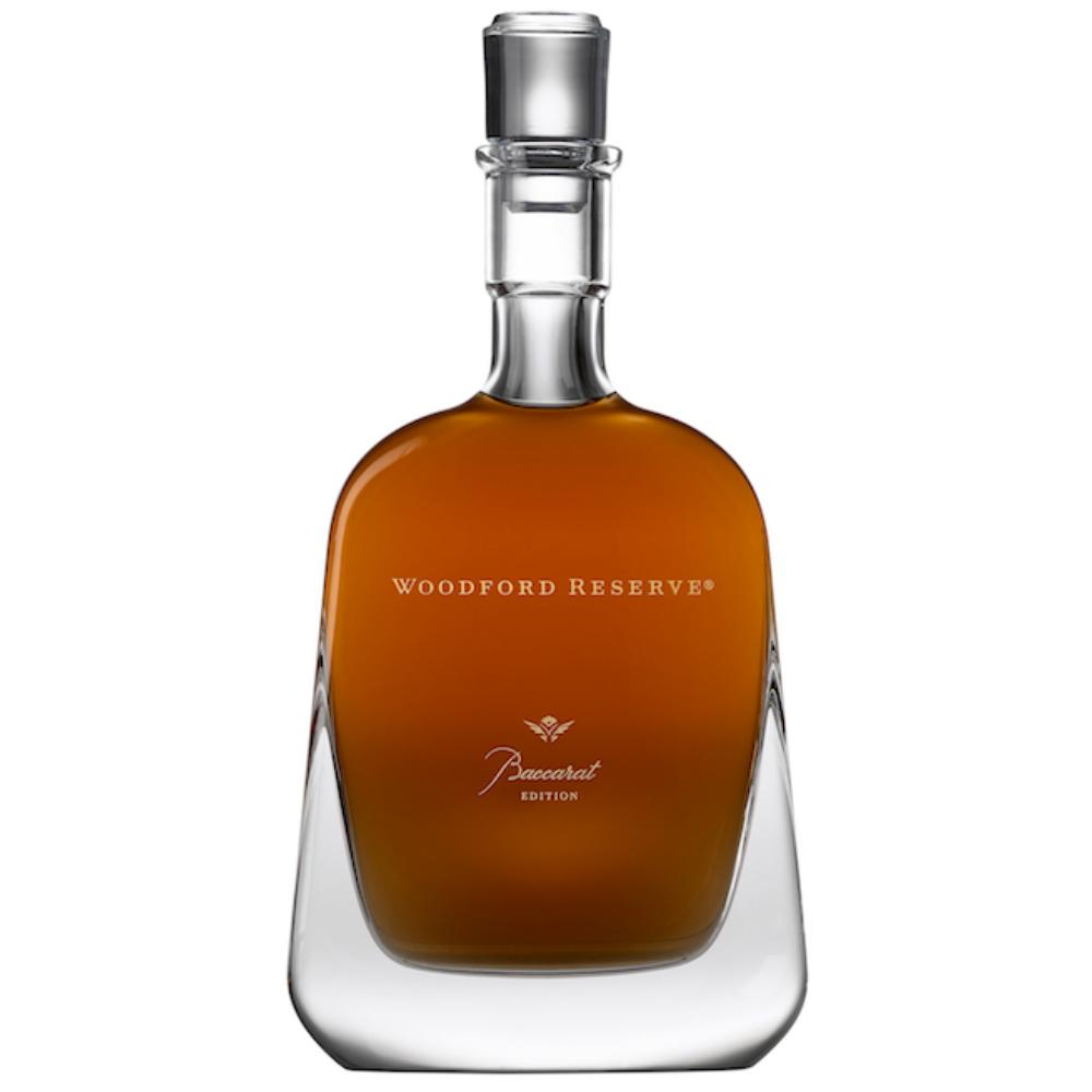 Woodford Reserve Baccarat Edition Bourbon Woodford Reserve