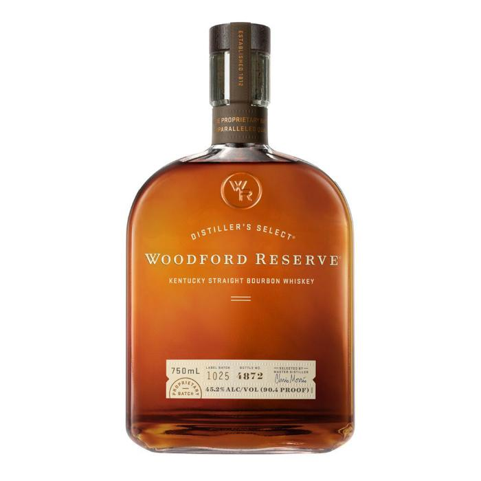 Woodford Reserve Kentucky Straight Bourbon Bourbon Woodford Reserve