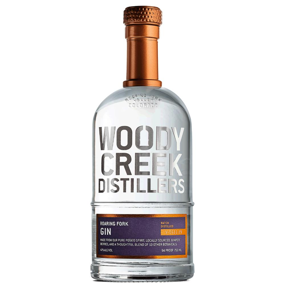 Woody Creek Distillers Gin Gin Woody Creek Distillers