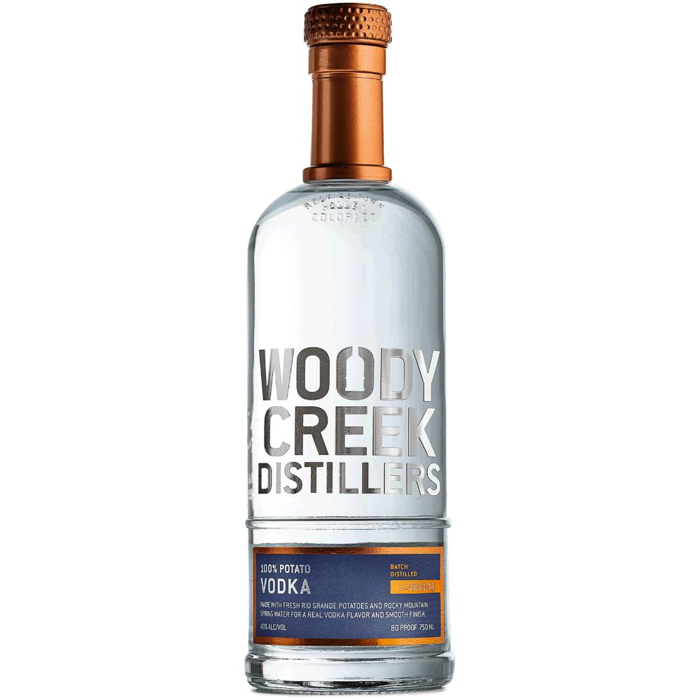 Woody Creek Distillers Vodka Vodka Woody Creek Distillers