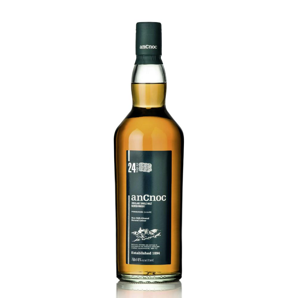 anCnoc 24 Years Old Scotch anCnoc