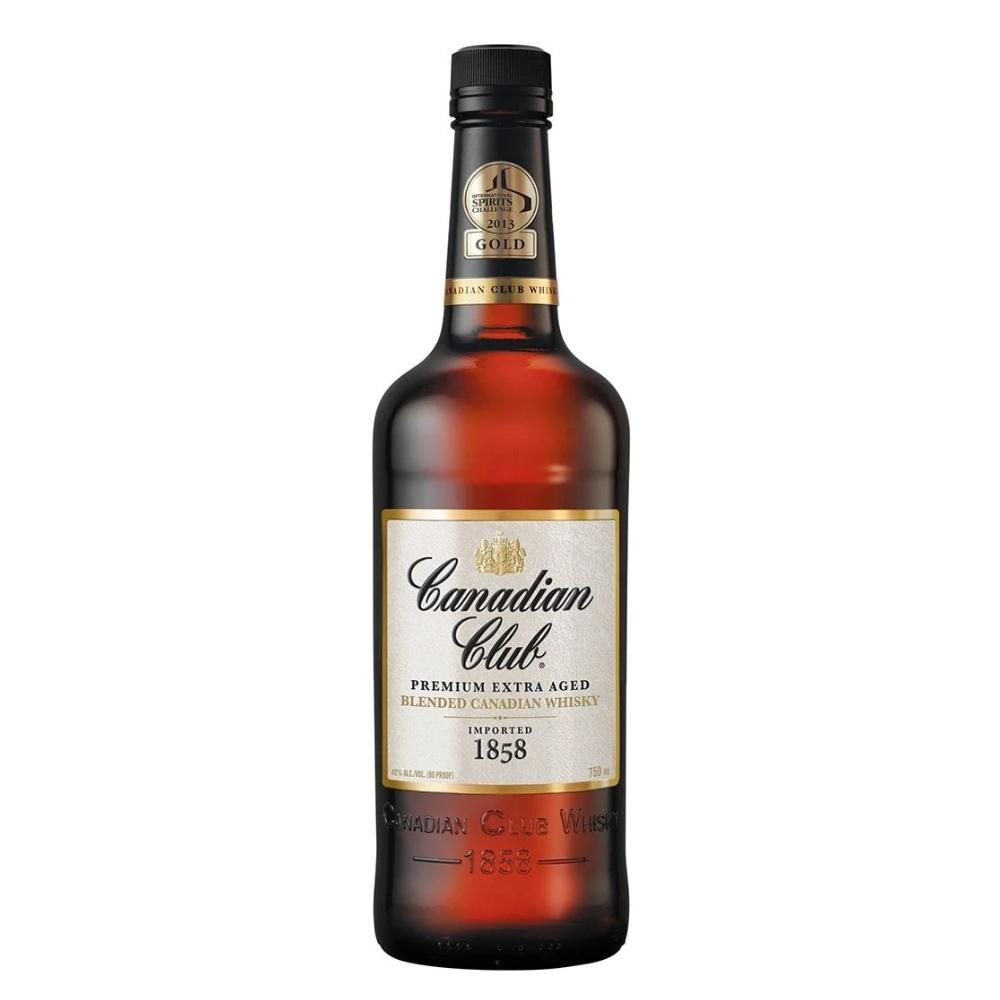 Canadian Club 1858 Canadian Whisky Canadian Whisky Canadian Club Whisky