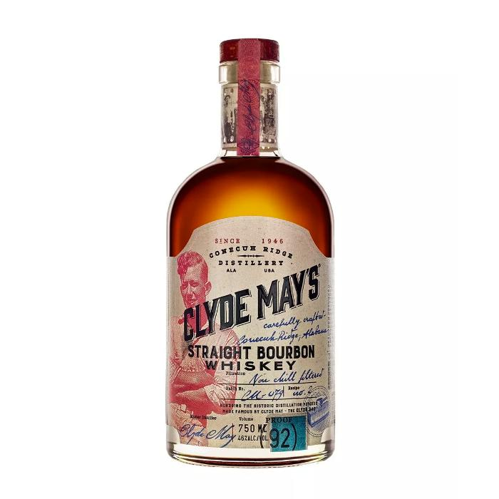 Clyde May's Straight Bourbon Whiskey Bourbon Clyde May's