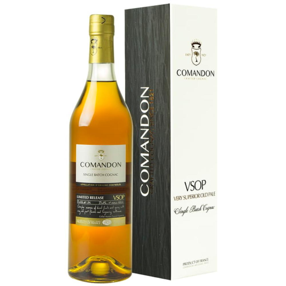 Comandon Cognac VSOP Single Batch 2019 Cognac COMANDON Cognac