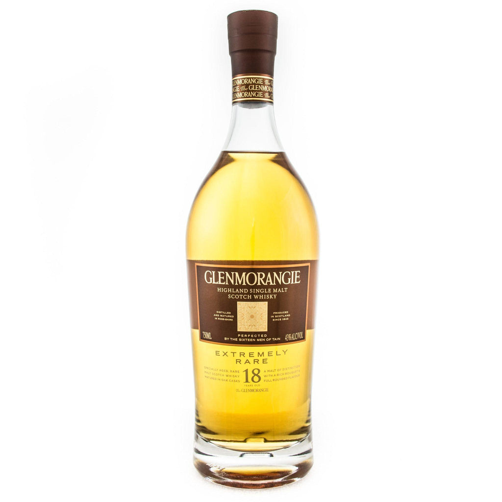 Glenmorangie 18 Years Old Scotch Glenmorangie