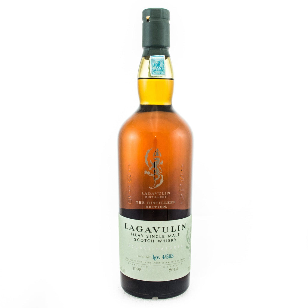 Lagavulin The Distillers Edition Scotch Lagavulin