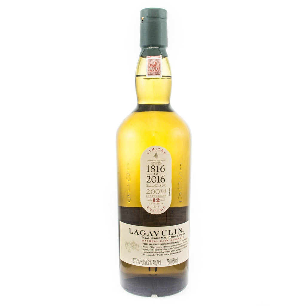 Lagavulin 12 Year Old 200th Anniversary Scotch Lagavulin