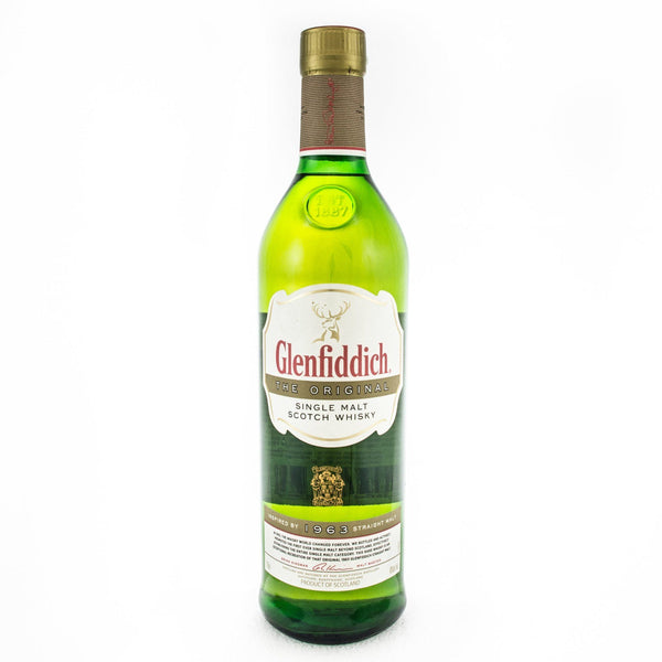 Glenfiddich The Original Scotch Glenfiddich