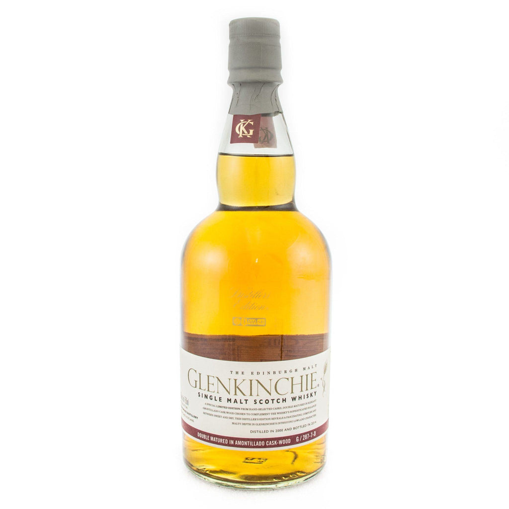 Glenkinchie Distillers Edition Scotch Glenkinchie