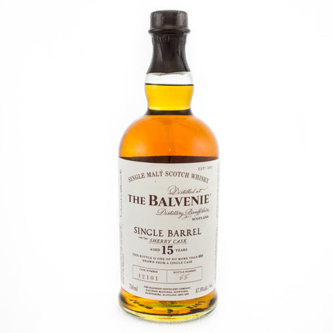 The Balvenie Single Barrel 15