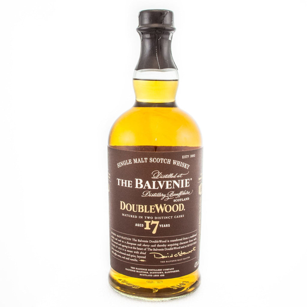 The Balvenie Doublewood 17 Scotch The Balvenie