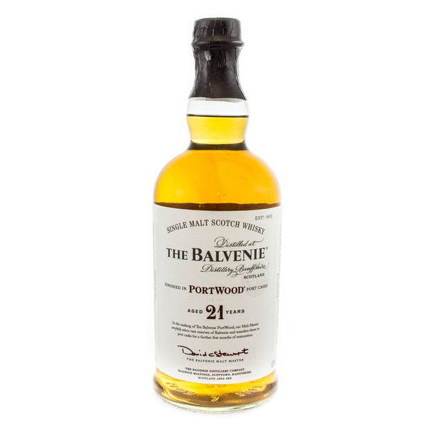 The Balvenie Portwood Scotch The Balvenie
