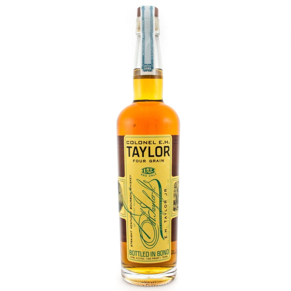 Colonel E.H. Taylor, Jr. Four Grain Bourbon Colonel E.H. Taylor