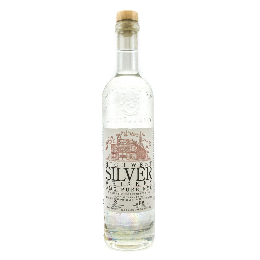 High West Silver OMG Pure Rye Rye Whiskey High West Distillery