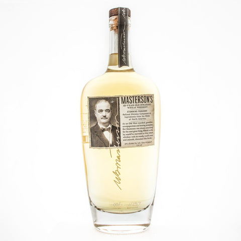 Masterson's Wheat Whiskey