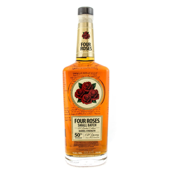 Four Roses Al Young 50th Anniversary Bourbon Four Roses