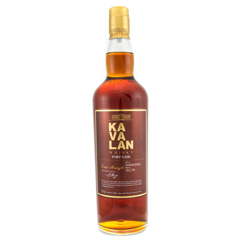 Kavalan Solist Port