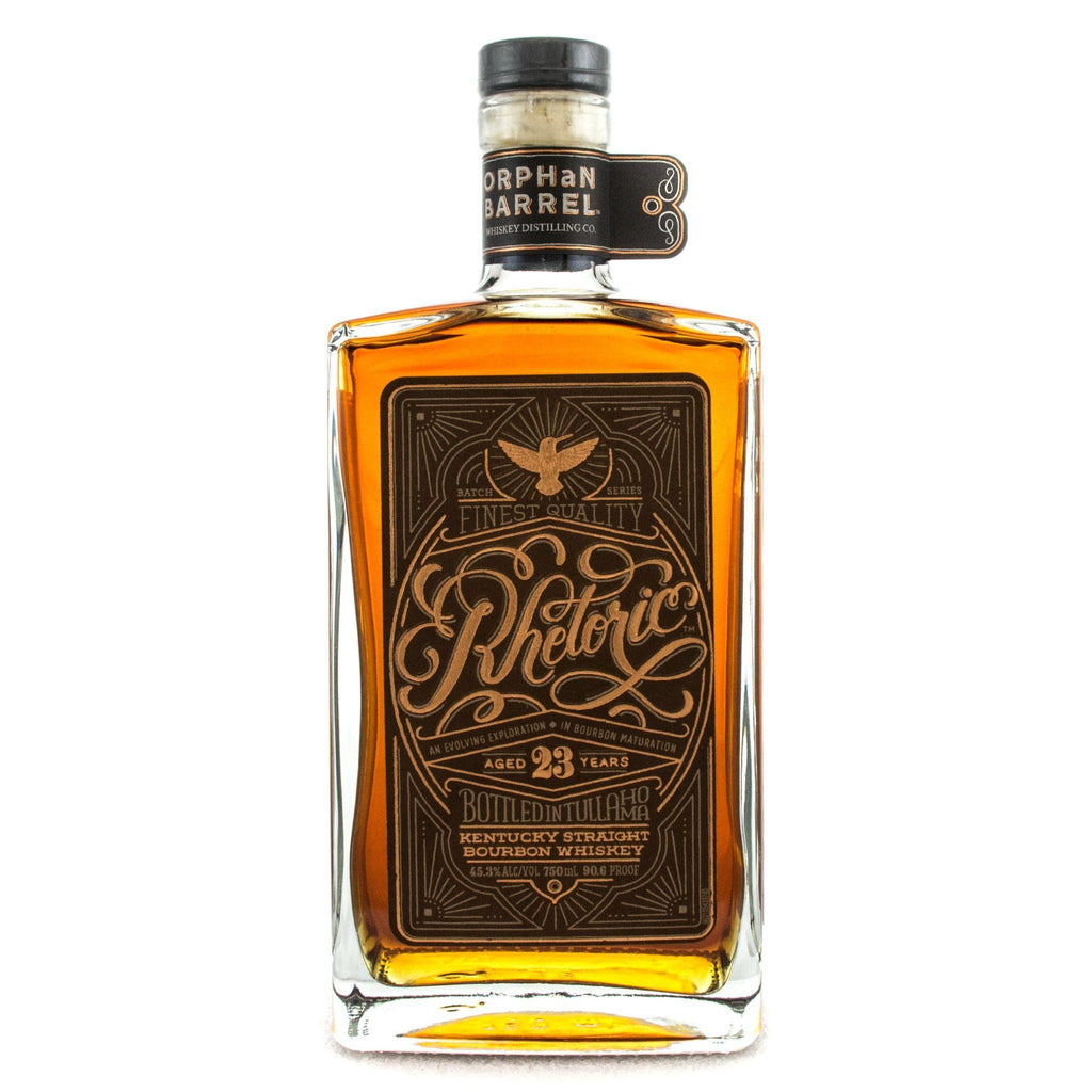 Orphan Barrel Rhetoric 23 Year Bourbon Orphan Barrel