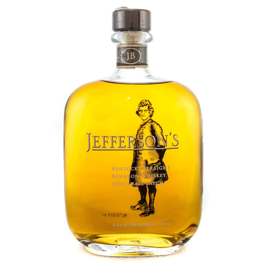 Jefferson's Very Small Batch Bourbon Jefferson's