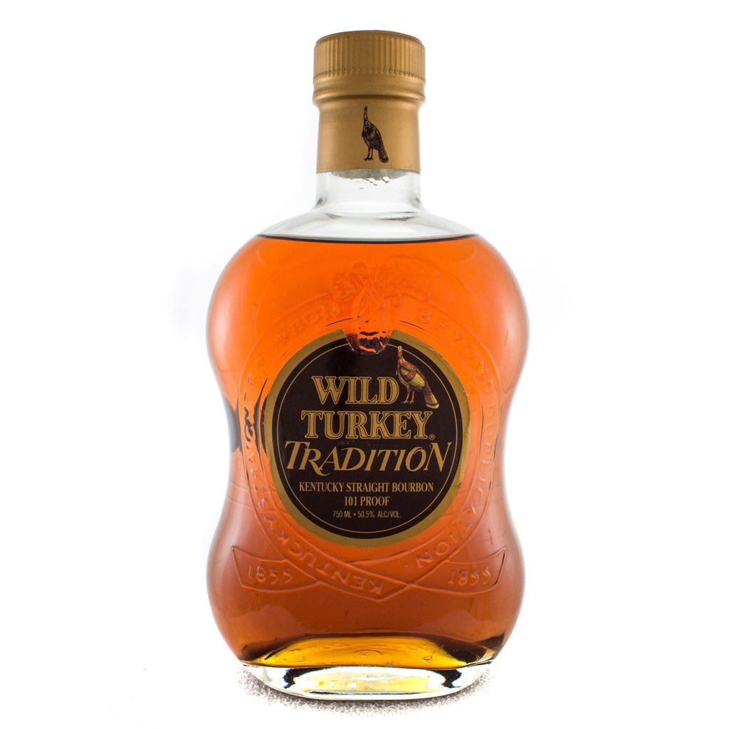 1994 Wild Turkey Tradition Bourbon Wild Turkey