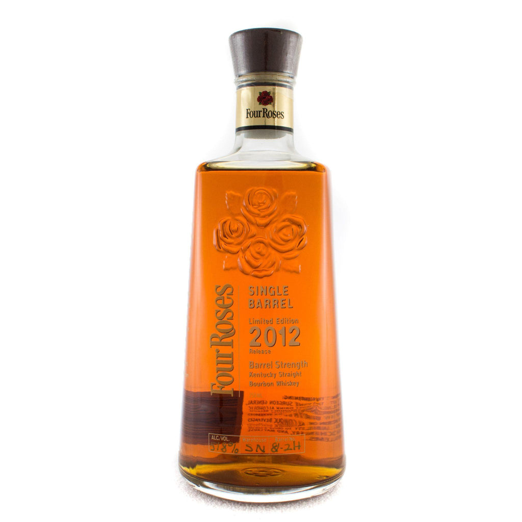 Four Roses Limited Edition Single Barrel 2012 Bourbon Four Roses