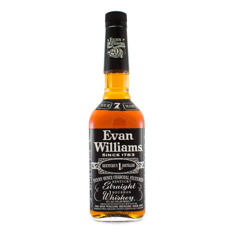 Evan Williams 7 Year 1996 Edition