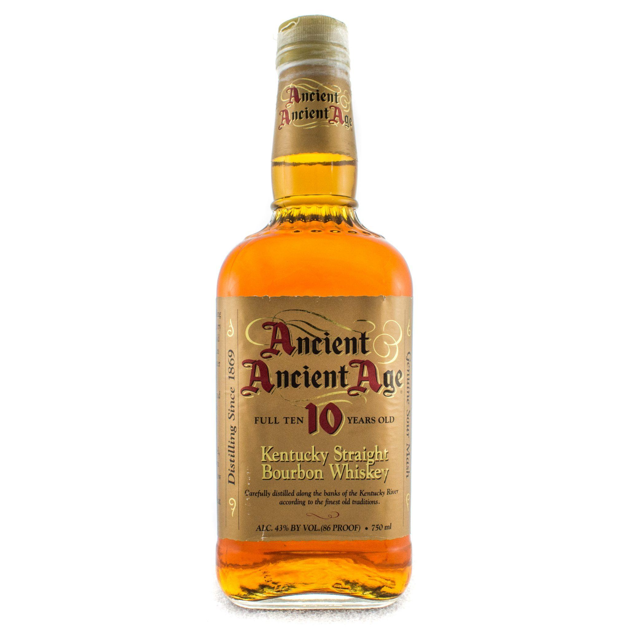 4312646a287 Ancient Ancient Age 10 Year Bourbon Ancient Age