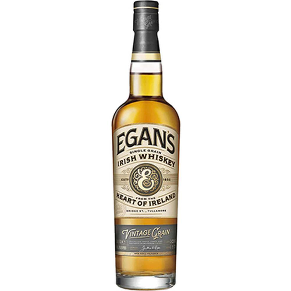 Egan's Vintage Grain Irish Whiskey Irish whiskey Egan's Irish Whiskey