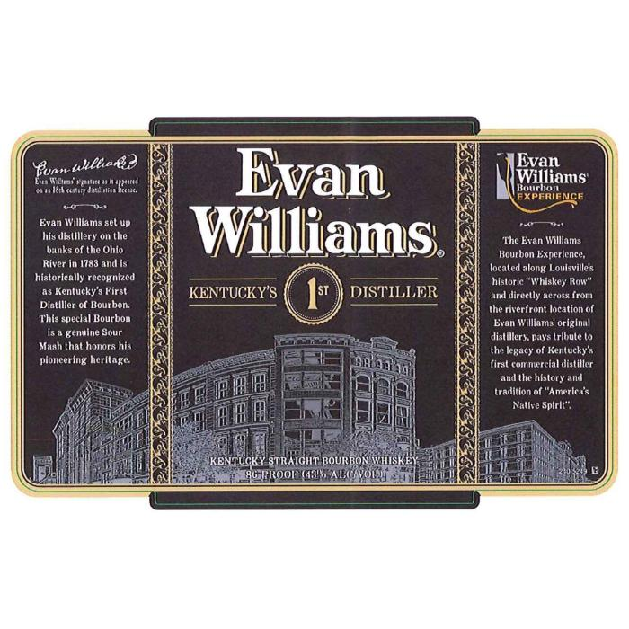 Evan Williams Bourbon Experience Bourbon Evan Williams