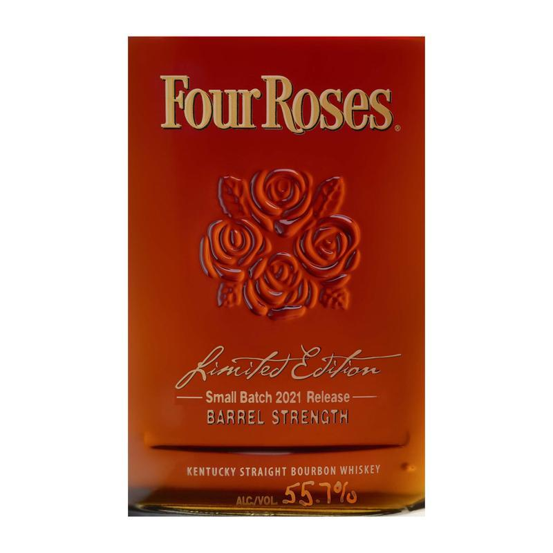 Four Roses Limited Edition Small Batch 2021 Kentucky Straight Bourbon Whiskey Four Roses