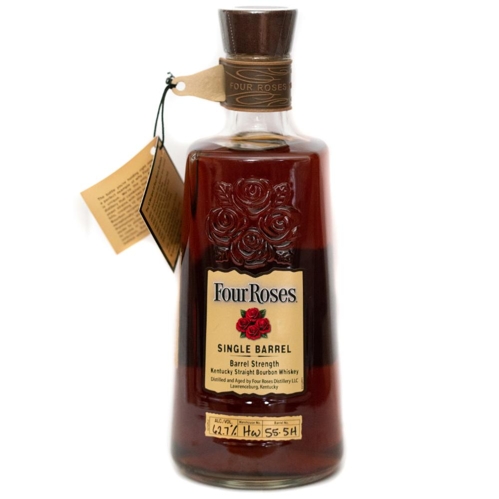 "Four Roses Bourbon Single Barrel Pick ""A Dozen Roses"" Bourbon Four Roses"