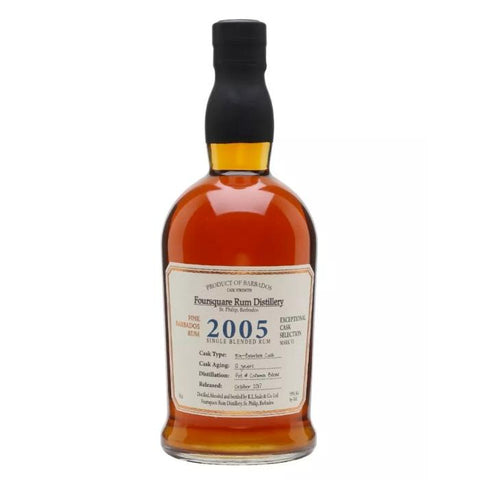Foursquare 2005 Cask Strength Rum